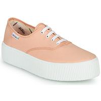 Scarpe Donna Sneakers basse Victoria DOBLE LONA Corail