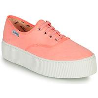 Scarpe Donna Sneakers basse Victoria DOBLE FLUO Corail