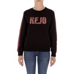Abbigliamento Donna Felpe Kejo KW20-609W Nero
