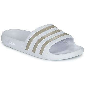 Scarpe ciabatte adidas Performance ADILETTE AQUA Bianco