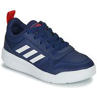Scarpe Unisex bambino Sneakers basse adidas Performance TENSAUR K Blu / Bianco