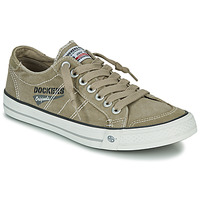 Scarpe Uomo Sneakers basse Dockers by Gerli 30ST027-450 Kaki