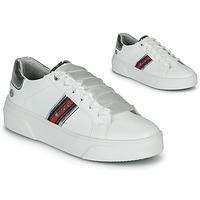 Scarpe Donna Sneakers basse Dockers by Gerli 46BK204-591 Bianco