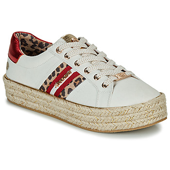 Scarpe Donna Sneakers basse Dockers by Gerli 46GV202-509 Bianco / Multi