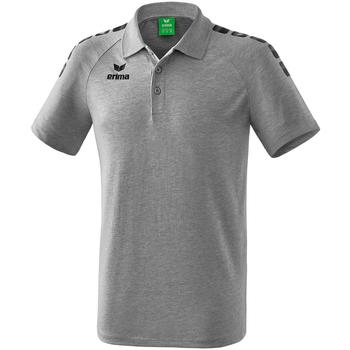 Abbigliamento Polo maniche corte Erima Polo  5-C Essential gris