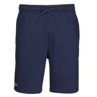 Abbigliamento Uomo Shorts / Bermuda Lacoste AYCHA Marine