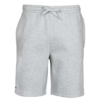 Abbigliamento Uomo Shorts / Bermuda Lacoste ANJARA Grigio