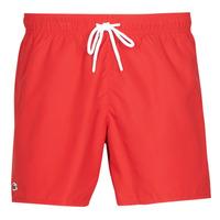 Abbigliamento Uomo Costume / Bermuda da spiaggia Lacoste JEANNAH Rosso