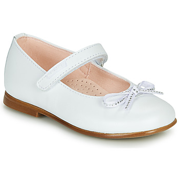 Scarpe Bambina Ballerine Pablosky  Bianco