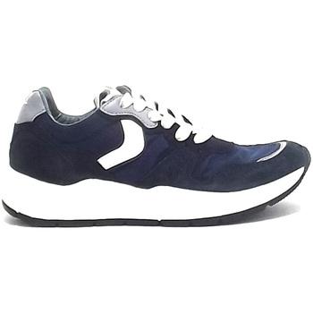 Scarpe Uomo Sneakers basse Voile Blanche , sneakers uomo, Mamba , blu A9102