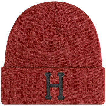 Accessori Berretti Huf Cappello Classic H Beanie - Rose Wood Red Rosso
