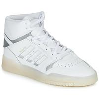 Scarpe Uomo Sneakers alte adidas Originals DROP STEP Bianco