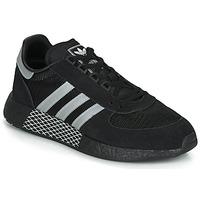 Scarpe Sneakers basse adidas Originals MARATHON TECH Nero / Bianco