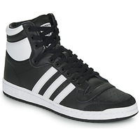 Scarpe Sneakers alte adidas Originals TOP TEN HI Nero