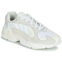 Scarpe Uomo Sneakers basse adidas Originals YUNG 1 Bianco