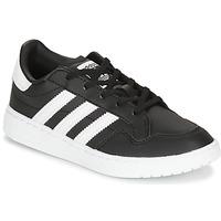 Scarpe Unisex bambino Sneakers basse adidas Originals Novice C Nero / Bianco
