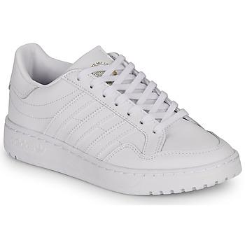 Scarpe Unisex bambino Sneakers basse adidas Originals Novice J Bianco