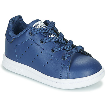 Scarpe Bambino Sneakers basse adidas Originals STAN SMITH EL I Marine