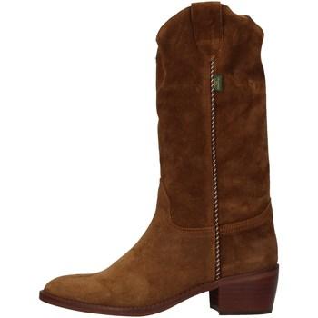 Scarpe Donna Stivali Dakota Boots DKT 49-2 CA MARRONE