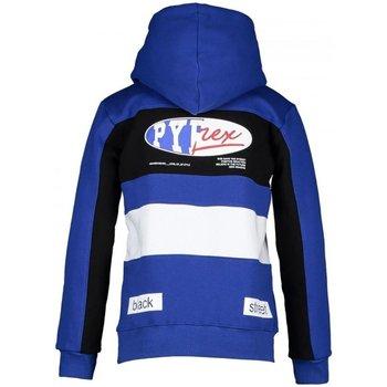 Abbigliamento Unisex bambino Felpe Pyrex Felpa Bambino Bicolor Blu