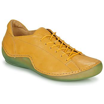 Scarpe Donna Sneakers basse Think KAPSL Giallo / Verde