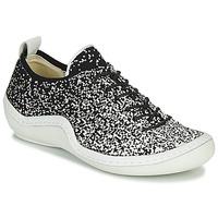 Scarpe Donna Sneakers basse Think KAPSL Nero / Bianco