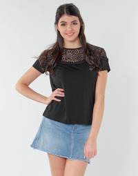 Abbigliamento Donna Top / Blusa Guess ALICIA TOP Nero