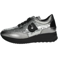 Scarpe Donna Sneakers basse Agile By Ruco Line 1304 ACCIAIO