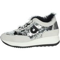 Scarpe Donna Sneakers basse Agile By Ruco Line 1304 ARGENTO
