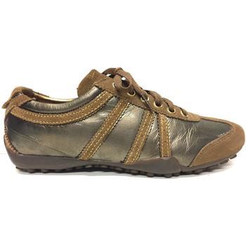 Scarpe Donna Sneakers Geospirit ATRMPN-04640 Oro