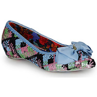 Scarpe Donna Ballerine Irregular Choice MINT SLICE Rosa / Blu