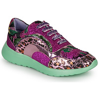Scarpe Donna Sneakers basse Irregular Choice JIGSAW Viola