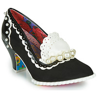 Scarpe Donna Décolleté Irregular Choice SEASIDE PADDLE Nero