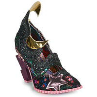 Scarpe Donna Décolleté Irregular Choice GALACTIC THUNDER Nero