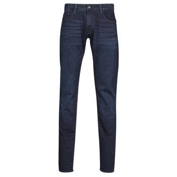 Abbigliamento Uomo Jeans slim Le Temps des Cerises 711 JOGG Blue / Black