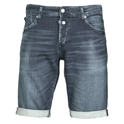 Abbigliamento Uomo Shorts / Bermuda Le Temps des Cerises JOGG Blu / Scuro