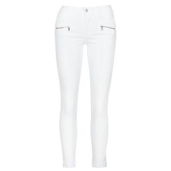 Abbigliamento Donna Jeans skynny Le Temps des Cerises KIEV SKINY7/8 Bianco