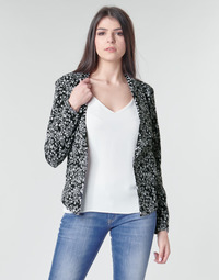 Abbigliamento Donna Giacche / Blazer Le Temps des Cerises OPAL Black