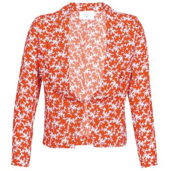 Abbigliamento Donna Giacche / Blazer Le Temps des Cerises KARMA Lipstick