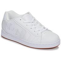 Scarpe Uomo Sneakers basse DC Shoes NET Bianco