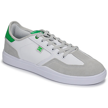 Scarpe Uomo Sneakers basse DC Shoes VESTREY Bianco / Verde