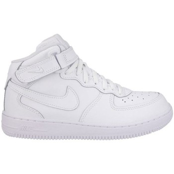 Scarpe Bambino Sneakers Nike Air Force 1 Mid Ps                           bianco