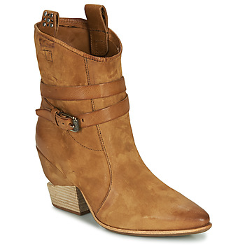 Scarpe Donna Stivaletti Airstep / A.S.98 TINGET Camel