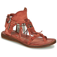 Scarpe Donna Sandali Airstep / A.S.98 RAMOS Rosso