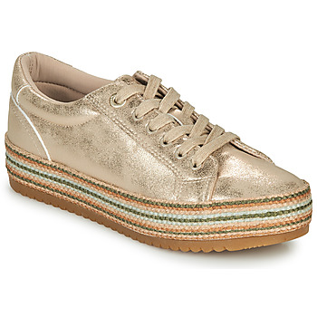Scarpe Donna Sneakers basse MTNG  Oro