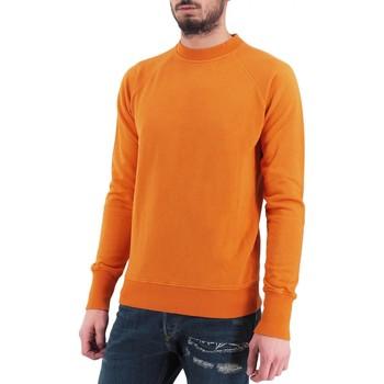Abbigliamento Uomo Felpe Madson Felpa Raglan Arancio  MDSDU19539ARAGOSTA06 Arancio