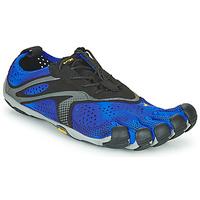 Scarpe Uomo Running / Trail Vibram Fivefingers V-RUN Nero / Blu