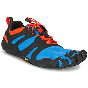 Scarpe Uomo Running / Trail Vibram Fivefingers V-TRAIL 2.0 Blu / Arancio