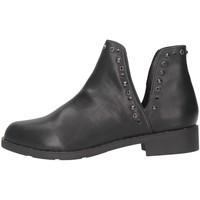 Scarpe Donna Tronchetti Exé Shoes FRIDA-325 Nero