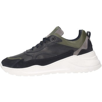 Scarpe Uomo Sneakers basse Made In Italia 103 TECNICA Sneakers Uomo Blu/verde Blu/verde